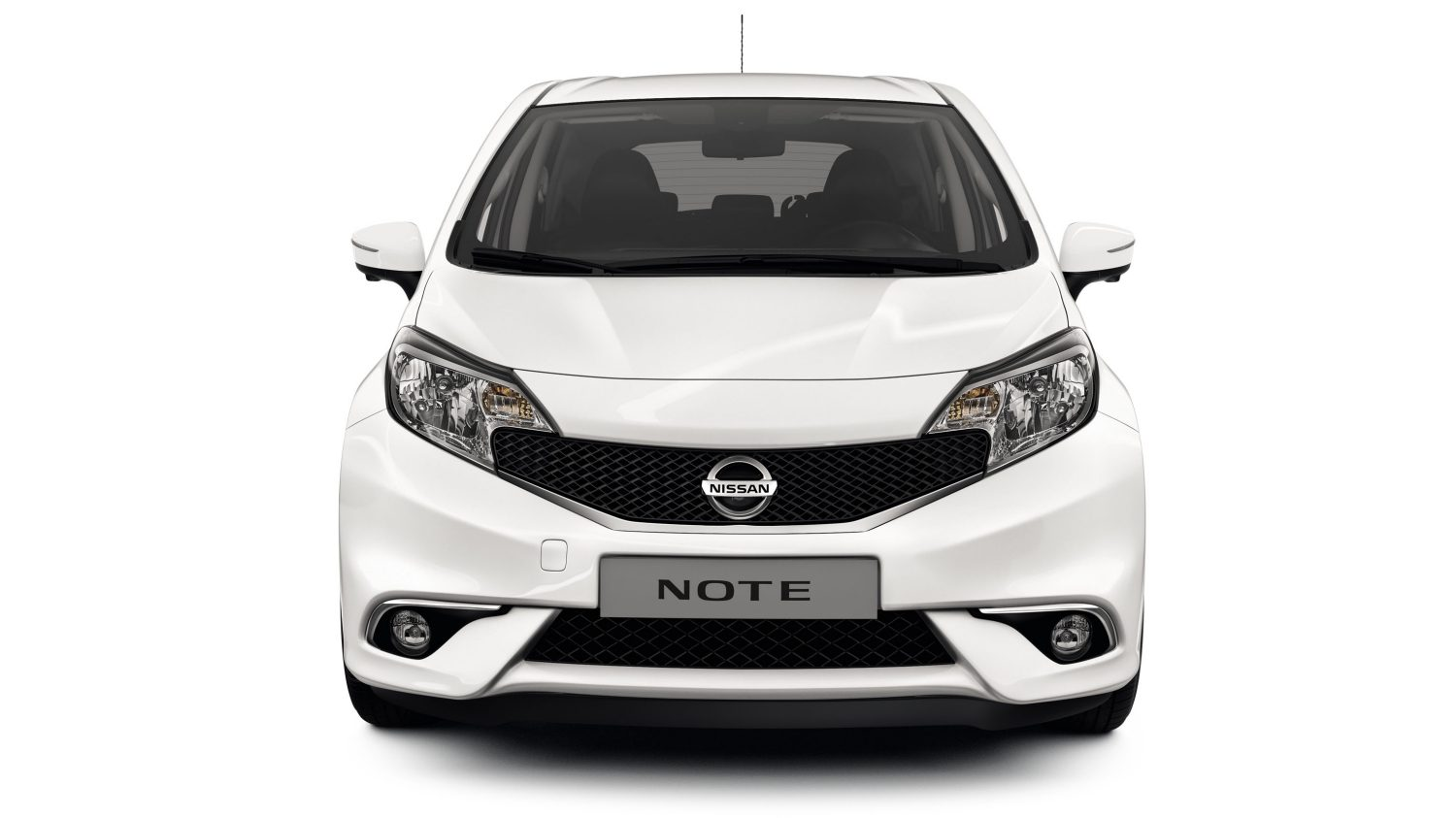 Nissan Note - front view
