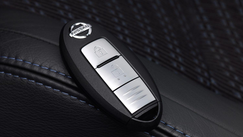 Nissan Intelligent Key - Ausstattung Nissan Note