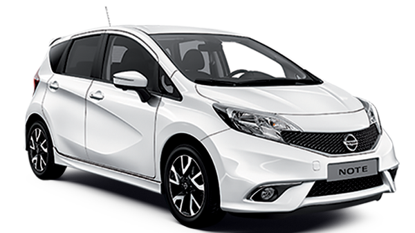Nissan Note Tekna - 3/4 front view