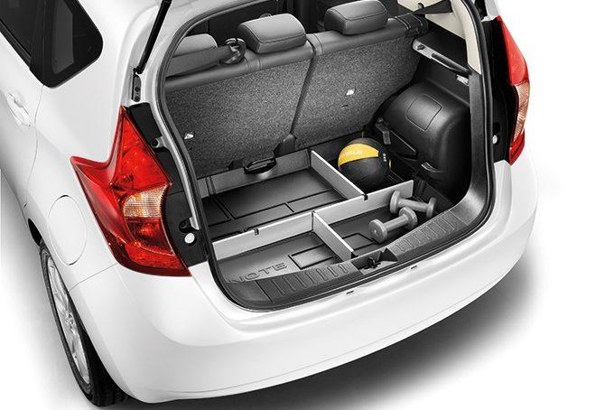 Tilbehør Nissan MICRA - Lille Bil - Billig Lille Bil | Nissan