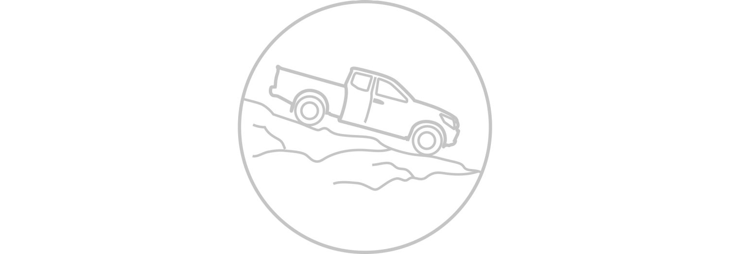 Hill Descent Control pictogram
