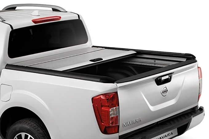 Nissan NP300 Navara Double Cab - Exterior - Roll cover