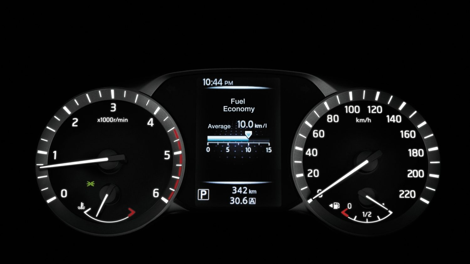 Nissan NP300 NAVARA - Drive-Assist Display