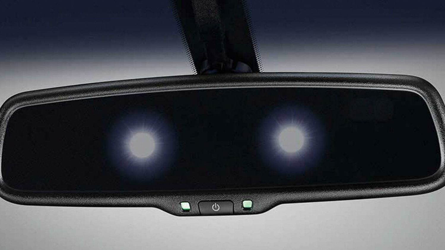 Navara | Nissan | Rearview mirror