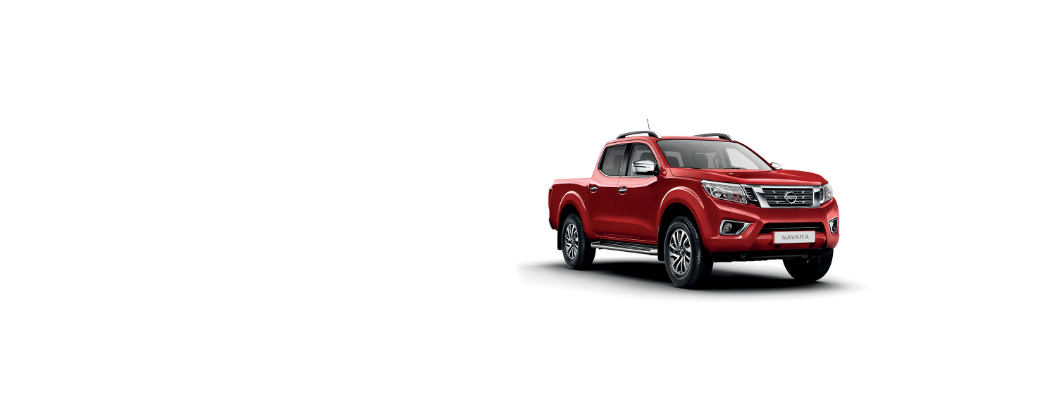 Nissan Navara - Red