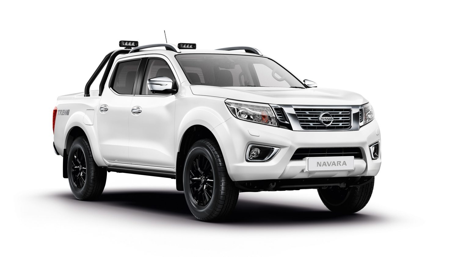 Navara special version exterior design