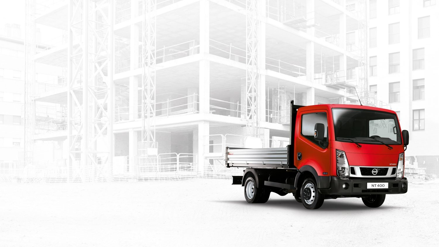Nissan NT400 Cabstar - Large capacities