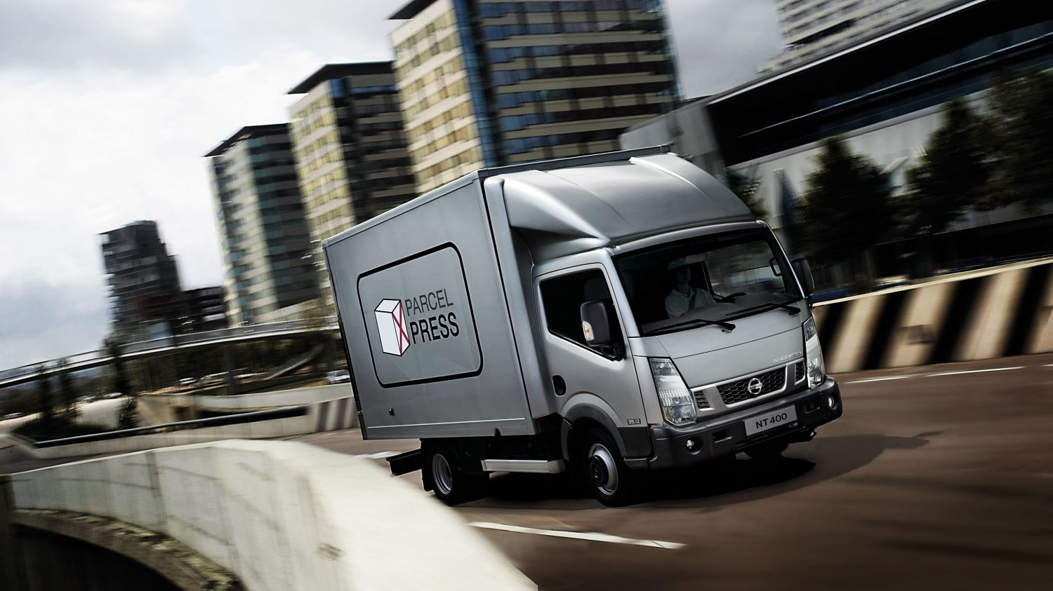 Nissan NT400 - Camion simple cabine