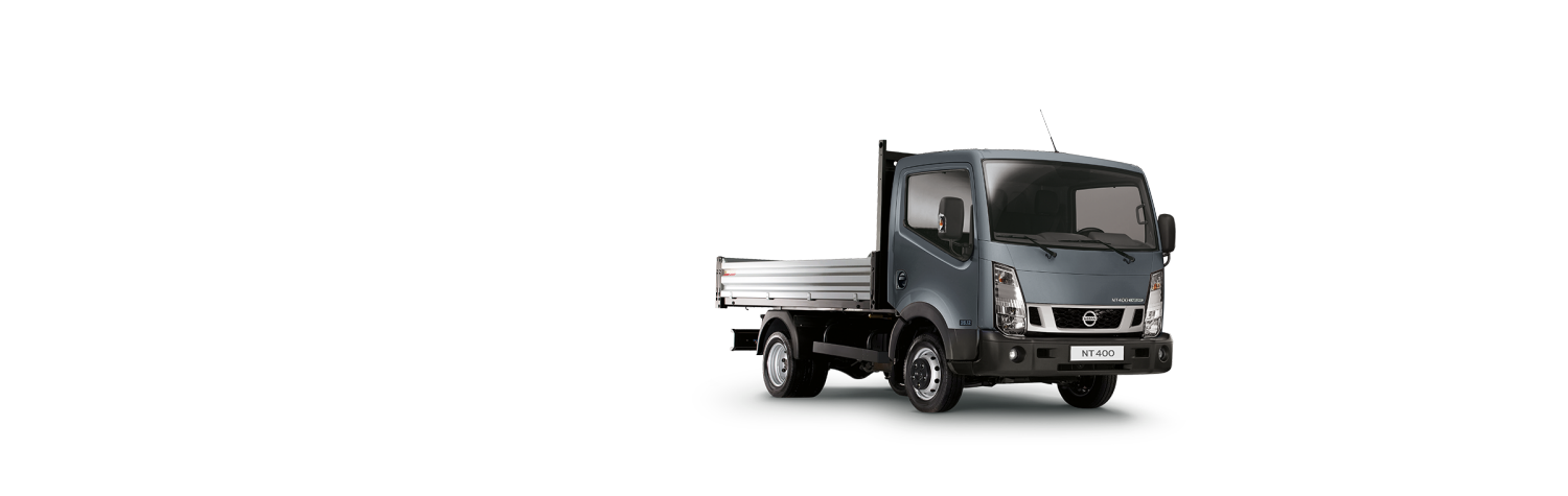 Nissan NT400 Cabstar - Twilight Grey