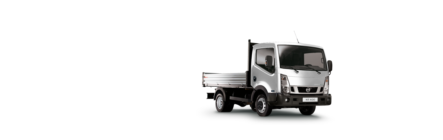 Nissan NT400 Cabstar - Grey
