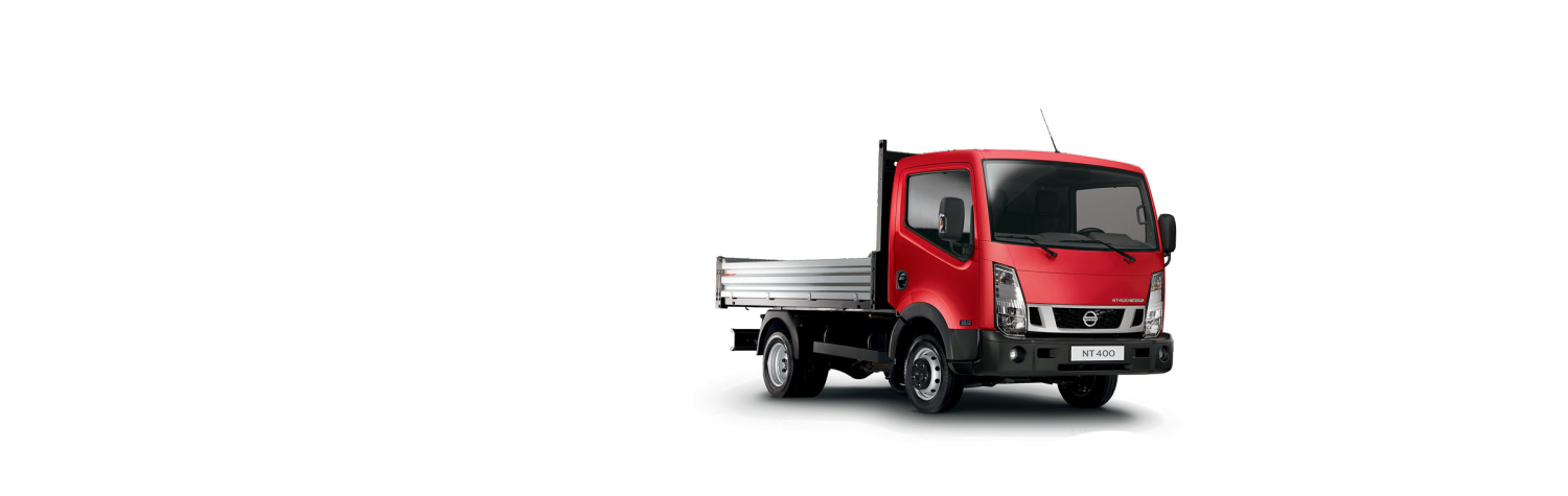 Nissan NT400 Cabstar - Solid Red