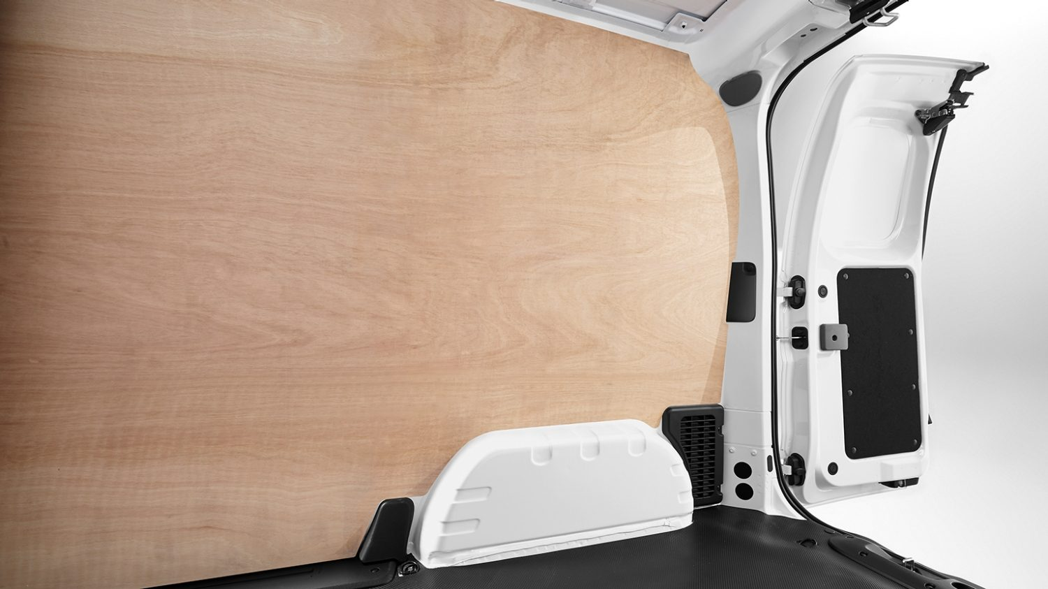 Nissan NV200 - Interior - Full side wood protection panel