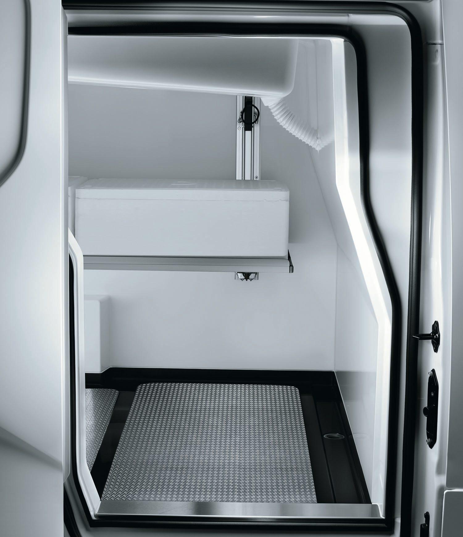 Conversions Nissan NV200 Van - Commercial Vehicle