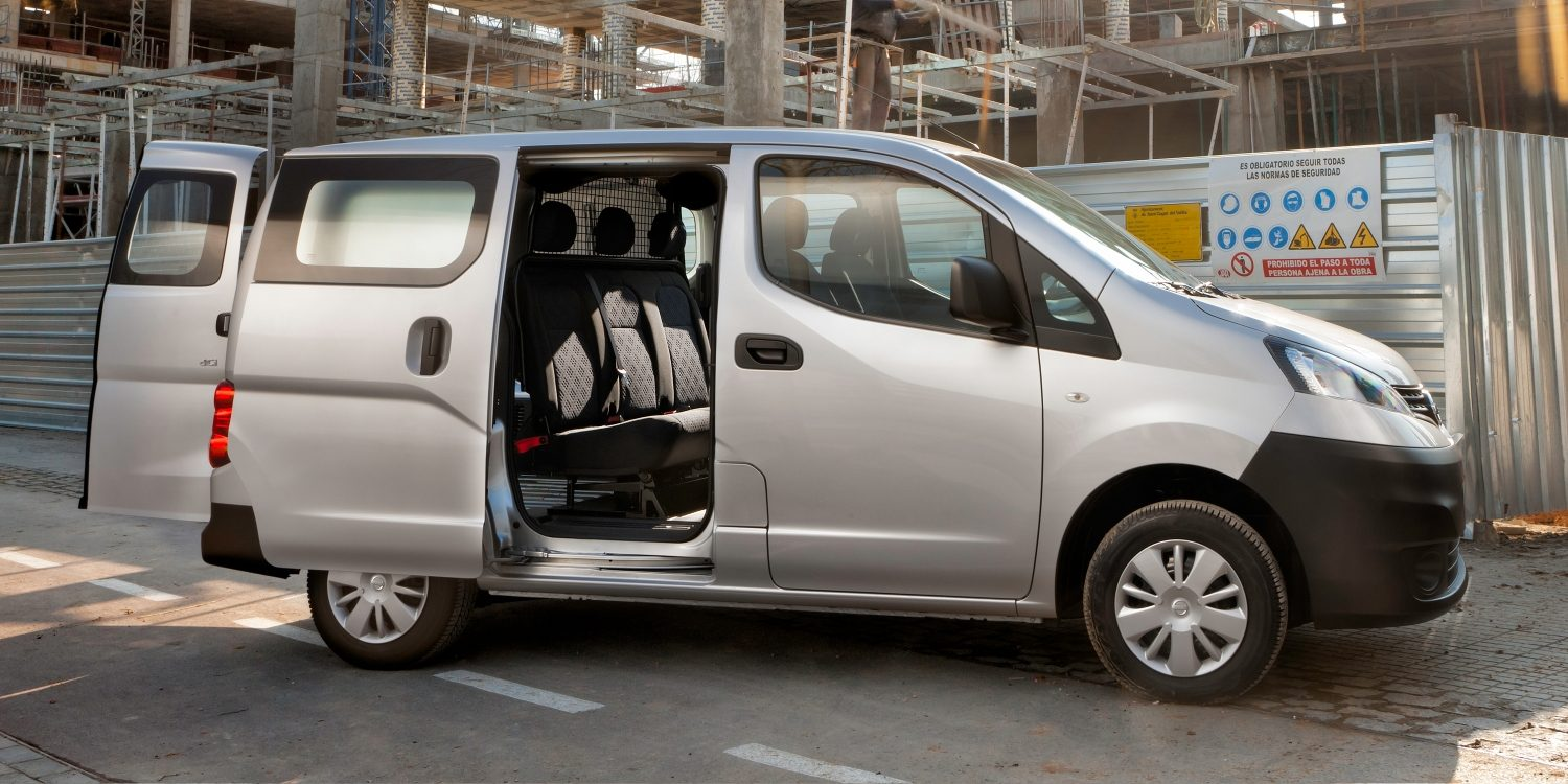 Nissan NV200 - Efficiënt en intelligent design