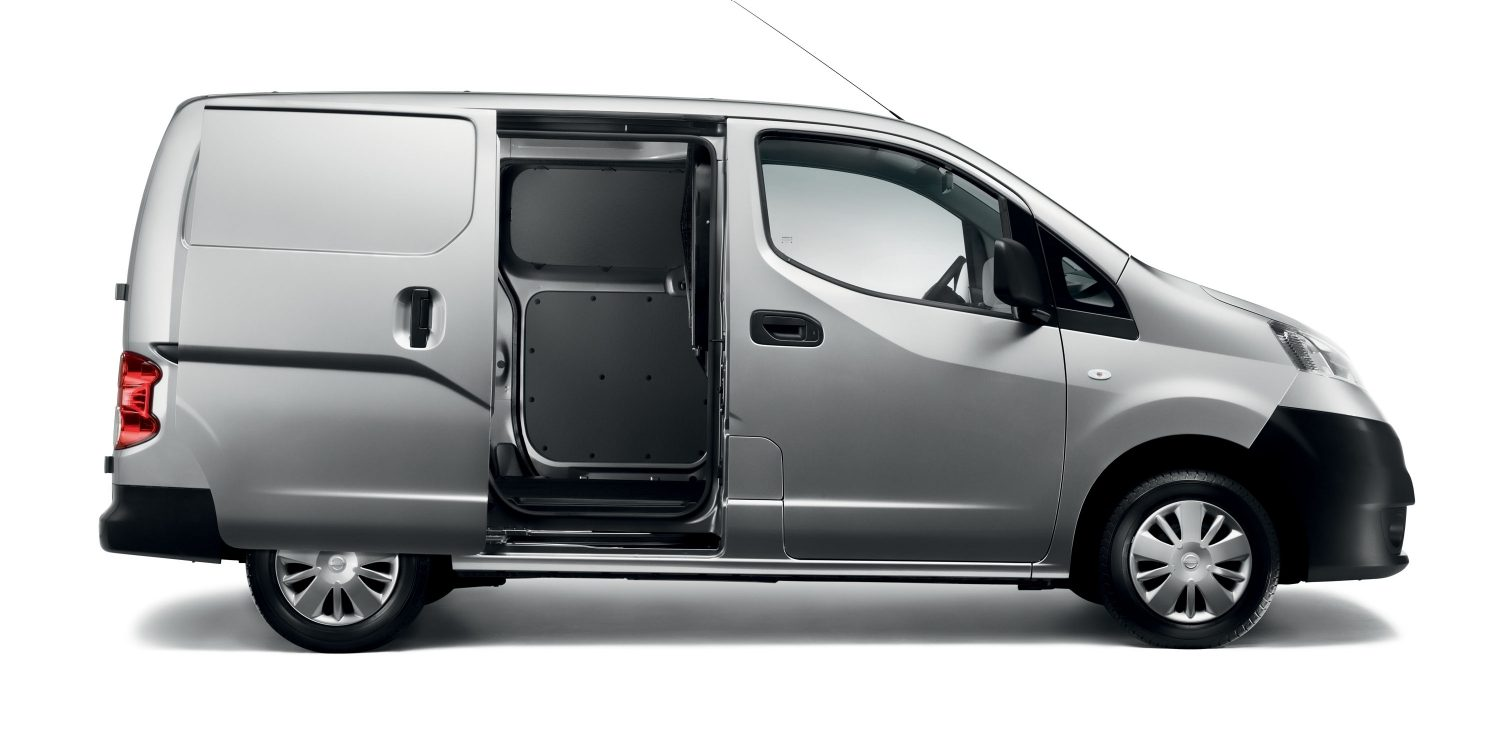 Nissan NV200 - Maximale functionaliteit