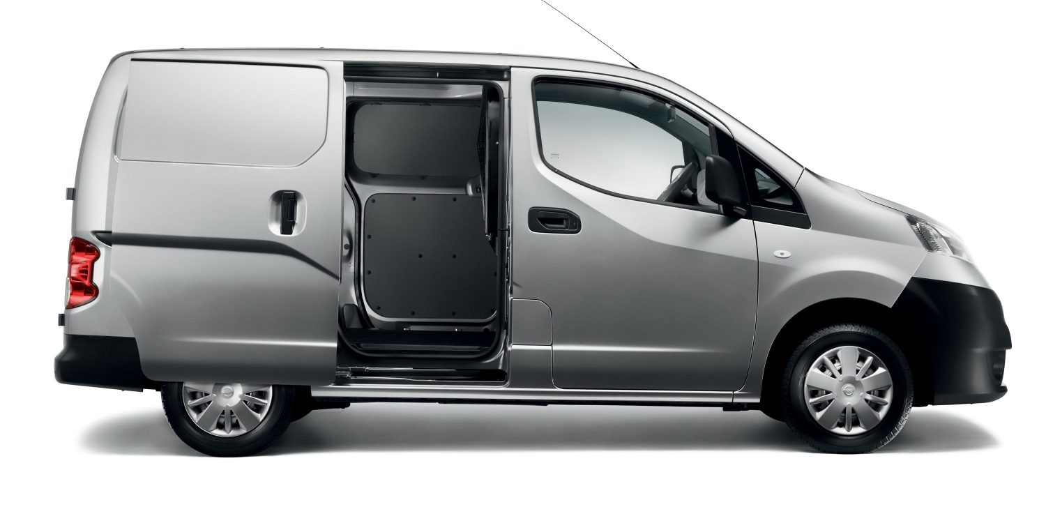 nissan nv200 van commercial vehicle nissan. Black Bedroom Furniture Sets. Home Design Ideas