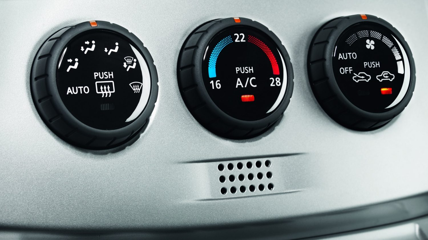 Van | Nissan NV200 | Air conditioning controls