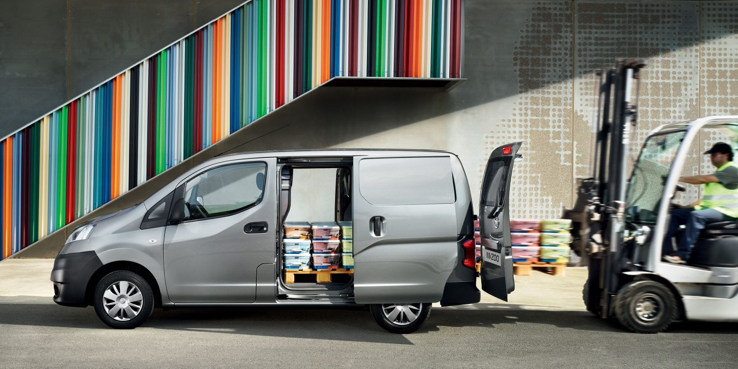 nissan nv200 fourgon utilitaire nissan. Black Bedroom Furniture Sets. Home Design Ideas