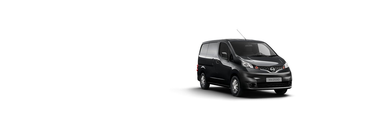 Nissan NV200 - Black