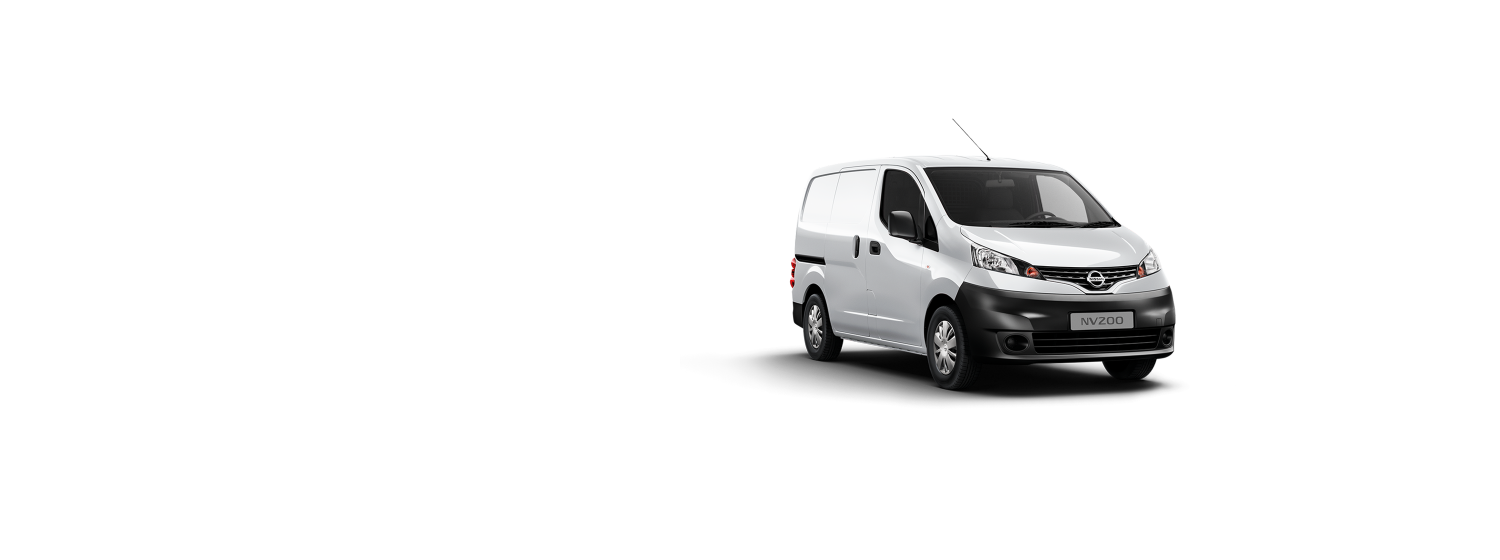 Nissan NV200 - Pure White