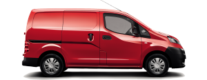 Nissan NV200 - sideview