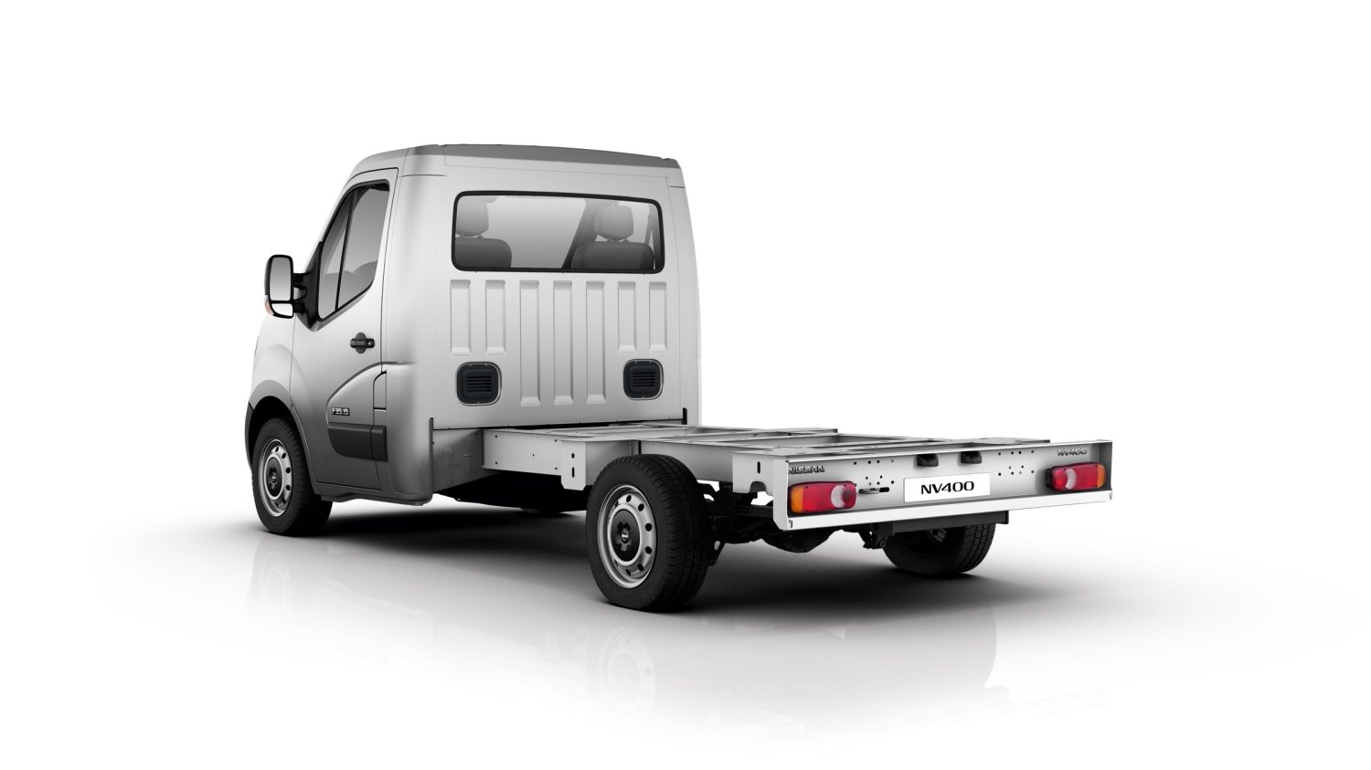 Nissan NV400 – chassis