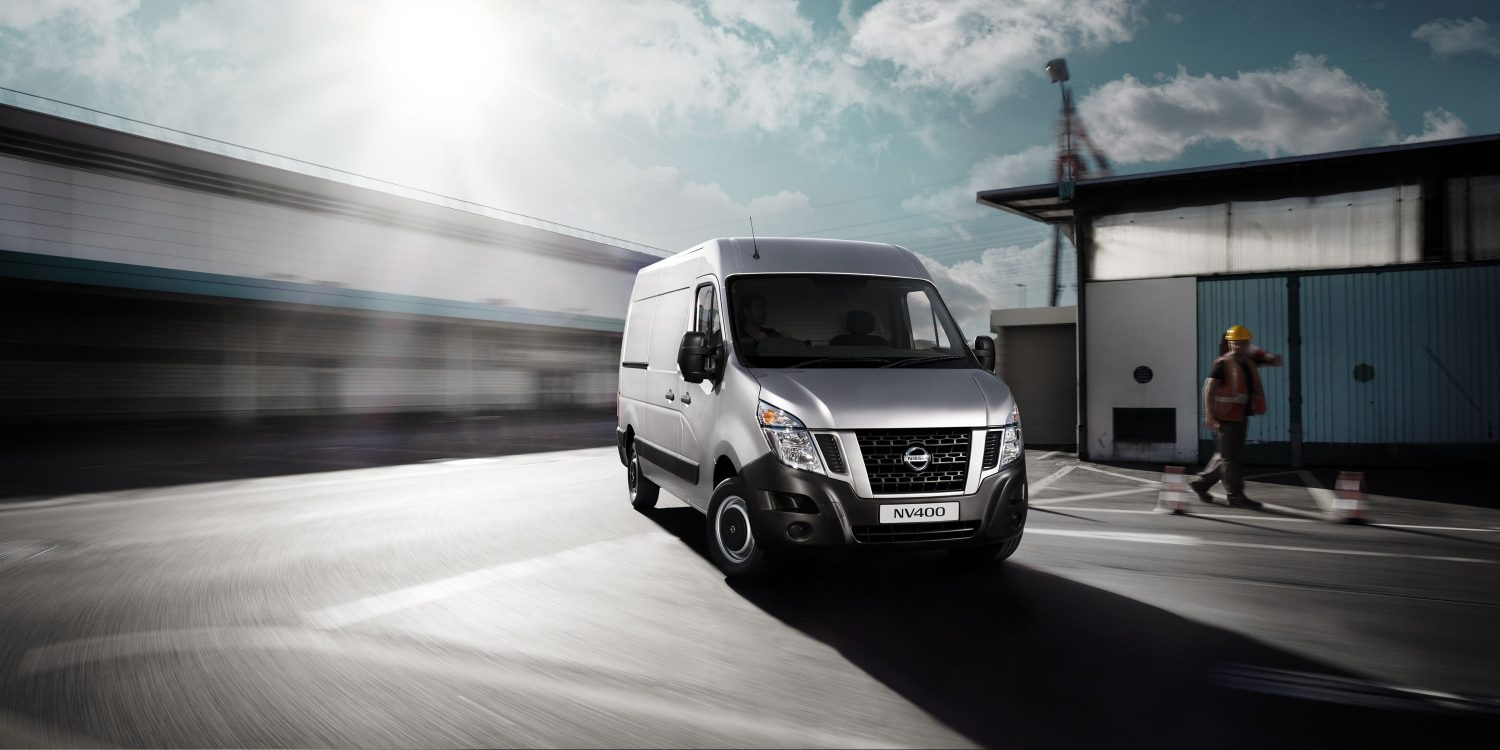 Nissan NV400 | Commercial vehicle exterior