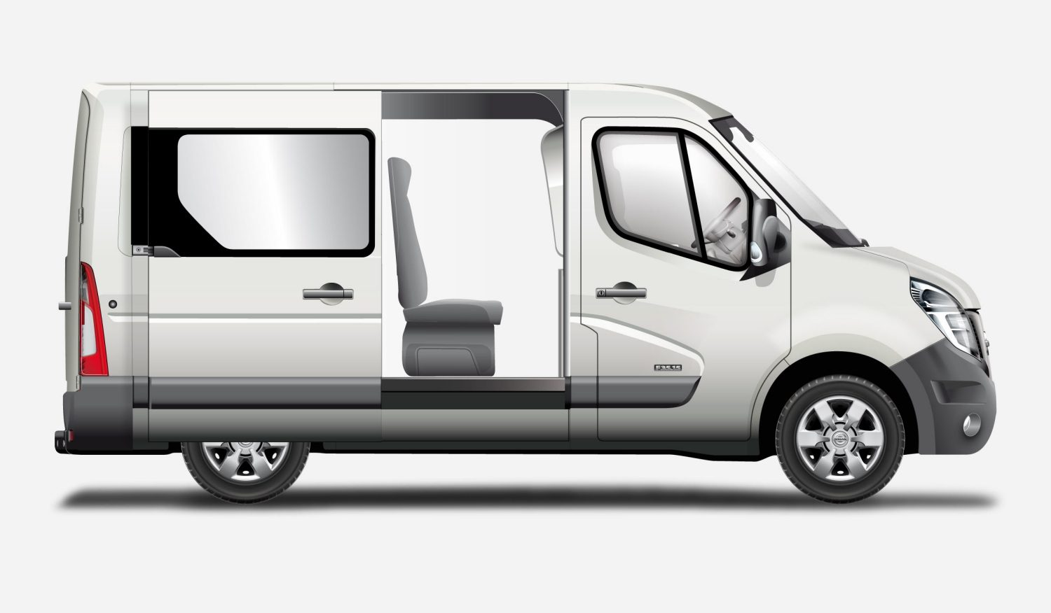 Nissan NV400 - Vue imprenable