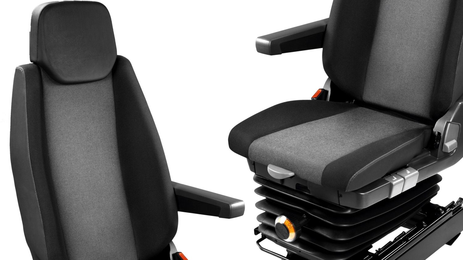 Nissan NV400 - Adjustable seats view