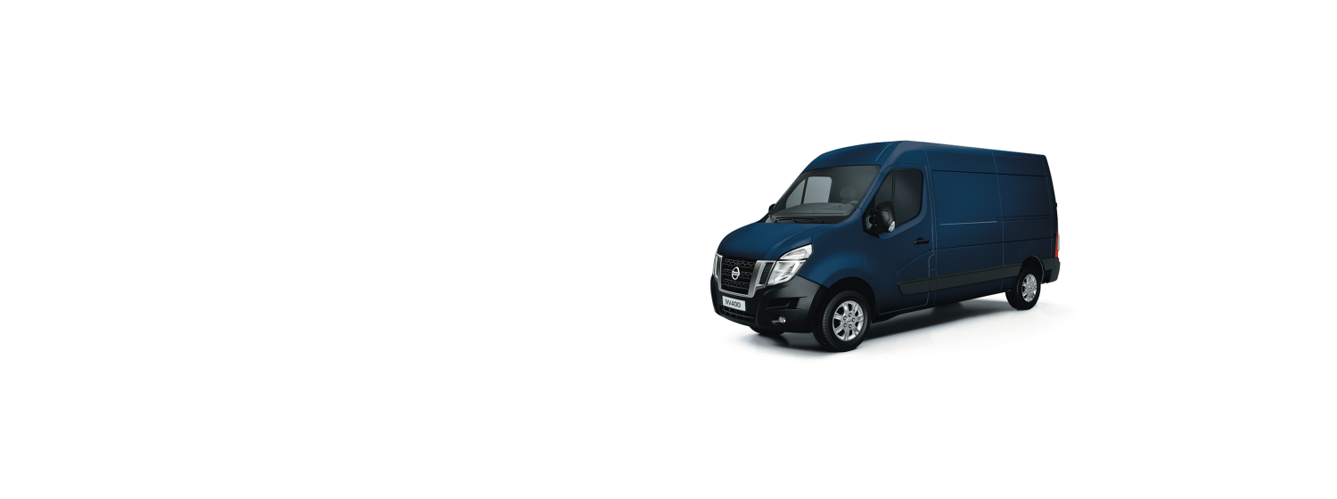 Nissan NV400 - Ink Blue