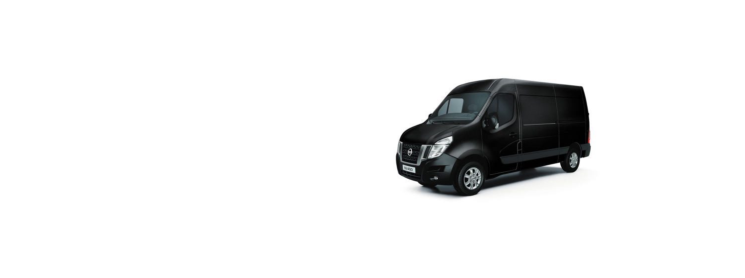 Nissan NV400 - Black