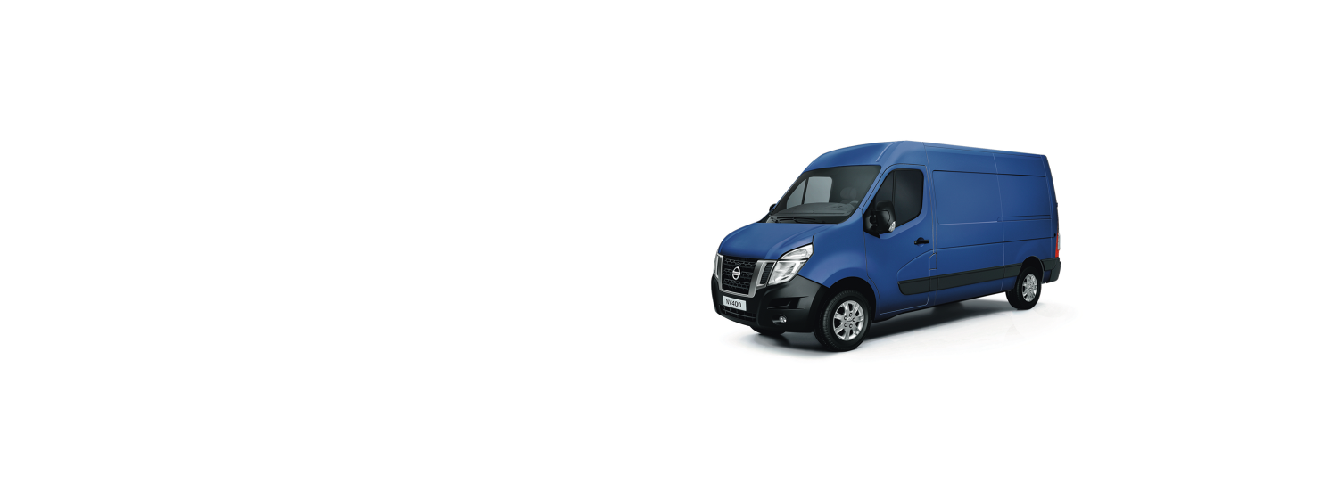 Nissan NV400 - Iris Blue