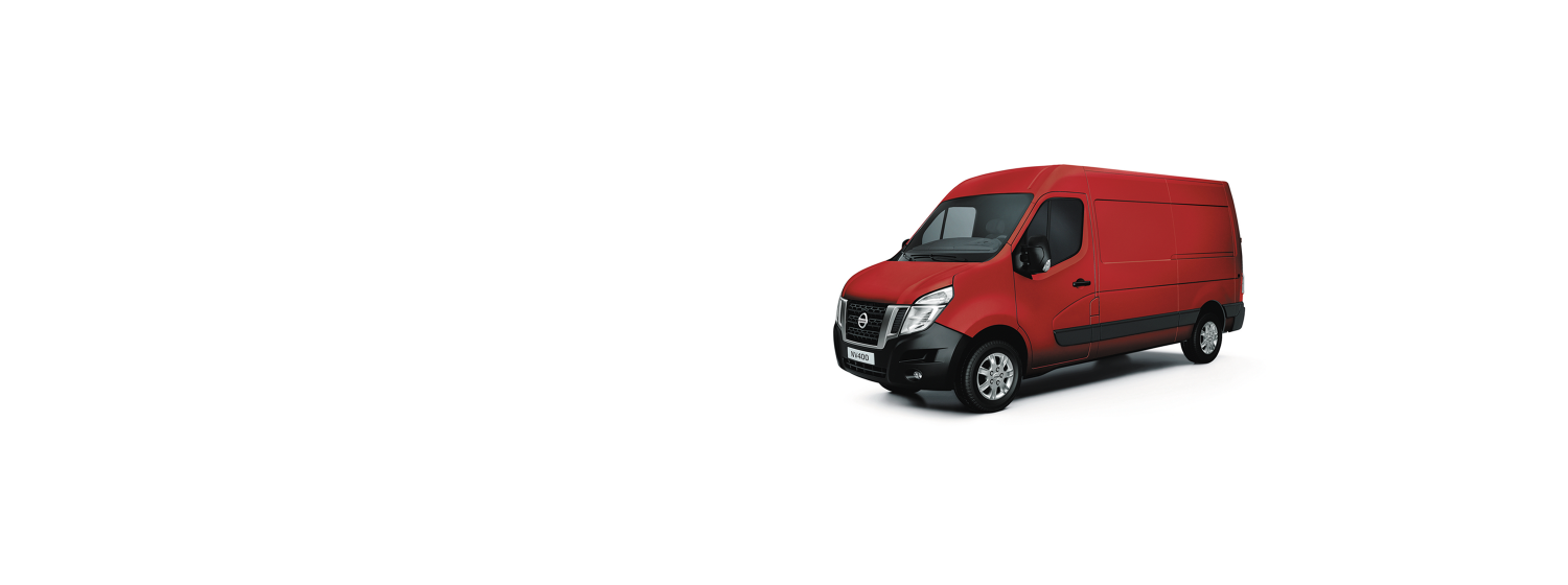 Nissan NV400 - Rouge