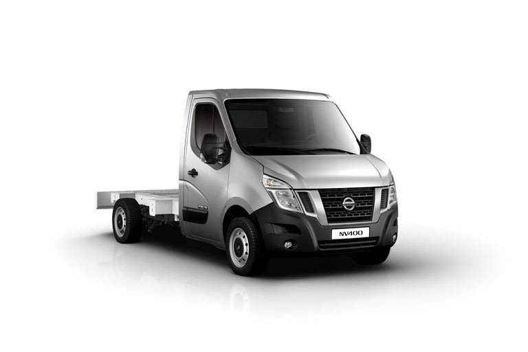 Nissan NV400 CHASSIS SINGLE CAB ACCESS AIRCO