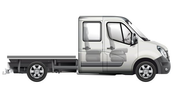 Nissan NV400 CHASSIS CREW CAB COMFORT