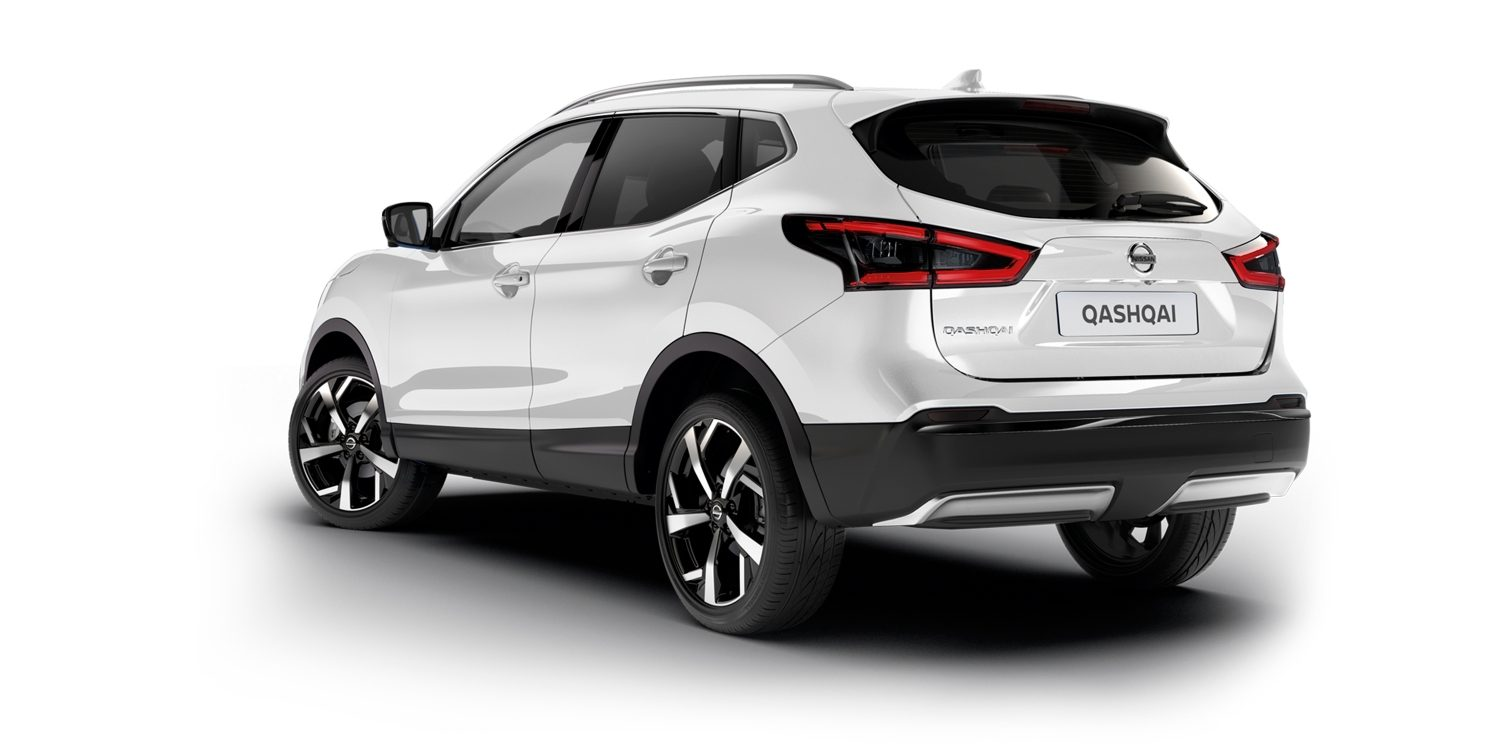 der neue nissan qashqai suv crossover nissan. Black Bedroom Furniture Sets. Home Design Ideas