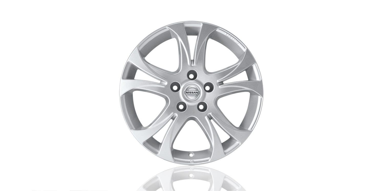 Легкосплавные диски Lazer для Nissan QASHQAI