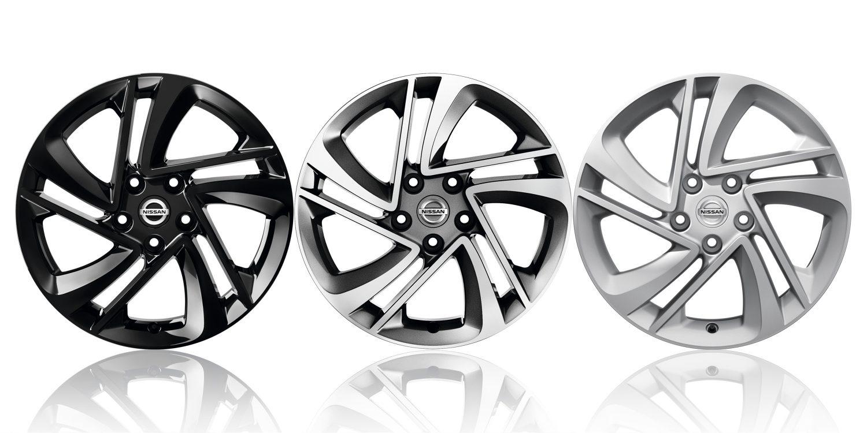 Диски Snowflake для Nissan QASHQAI