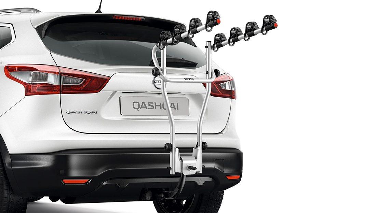 Навесной держатель для велосипеда (на 4 велосипеда) для Nissan QASHQAI