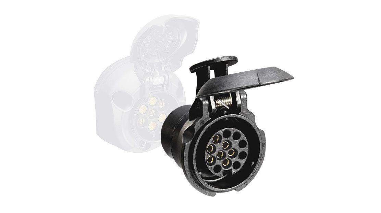 Фиксаторы TEK 13 для съемного тягово-сцепного устройства для Nissan QASHQAI