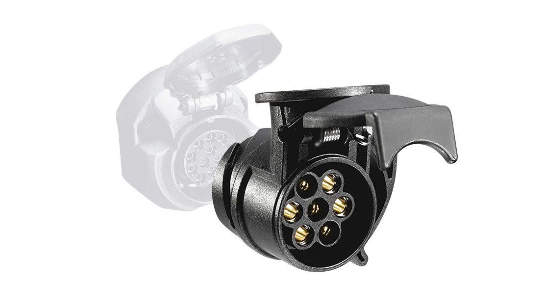 Фиксаторы TEK 7 для съемного тягово-сцепного устройства для Nissan QASHQAI