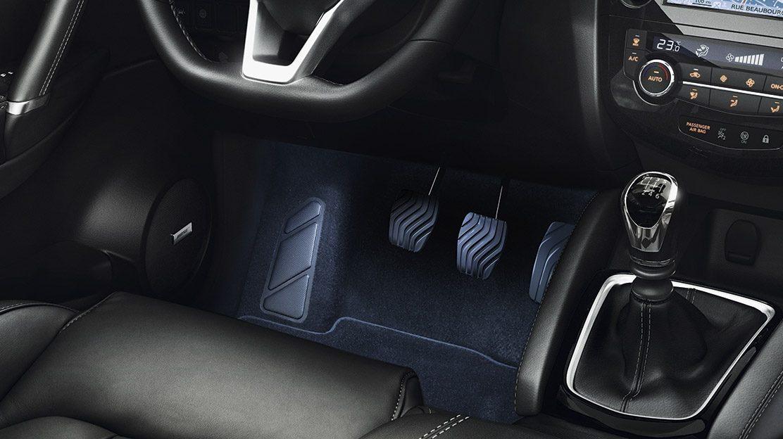 Комфортная подсветка салона для Nissan QASHQAI