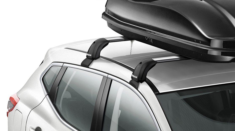 Алюминиевый держатель для багажа для Nissan QASHQAI