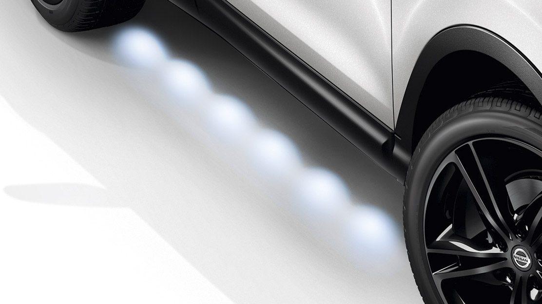 Сопроводительное освещение для Nissan QASHQAI