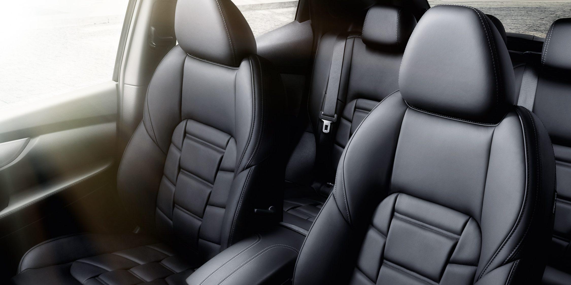 Сиденья Nissan QASHQAI