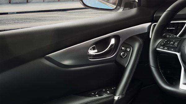 Герметизация дверец в Nissan QASHQAI