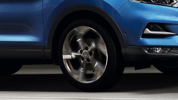 Поглощение шума дороги в кроссовере Nissan QASHQAI