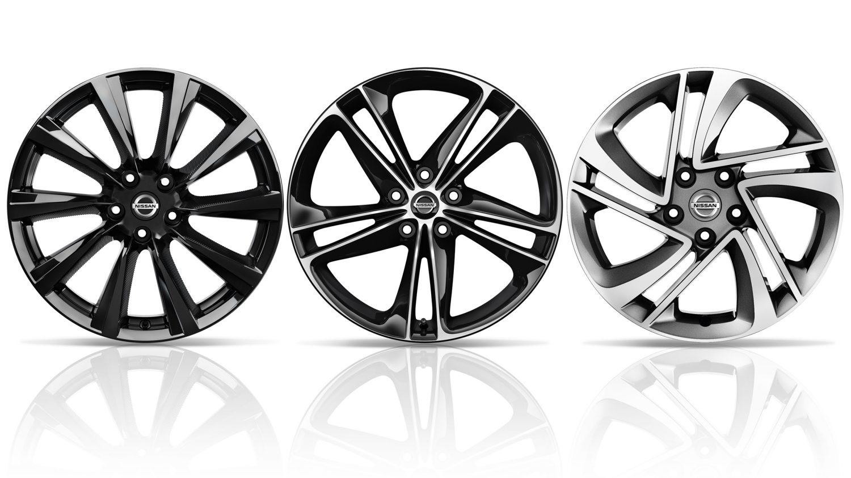 Qashqai alloy wheels