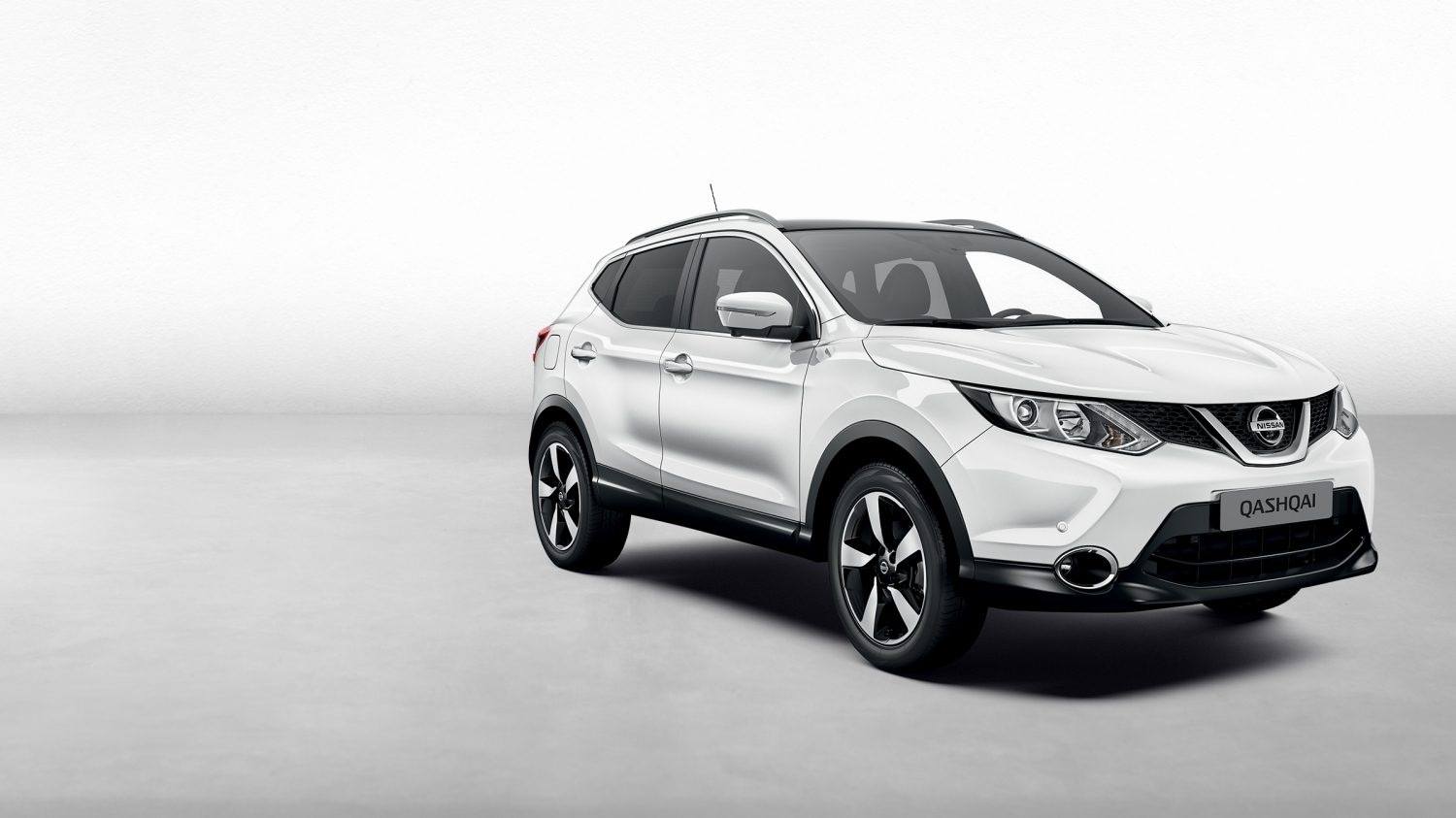 acties qashqai crossover auto met hoge instap nissan. Black Bedroom Furniture Sets. Home Design Ideas