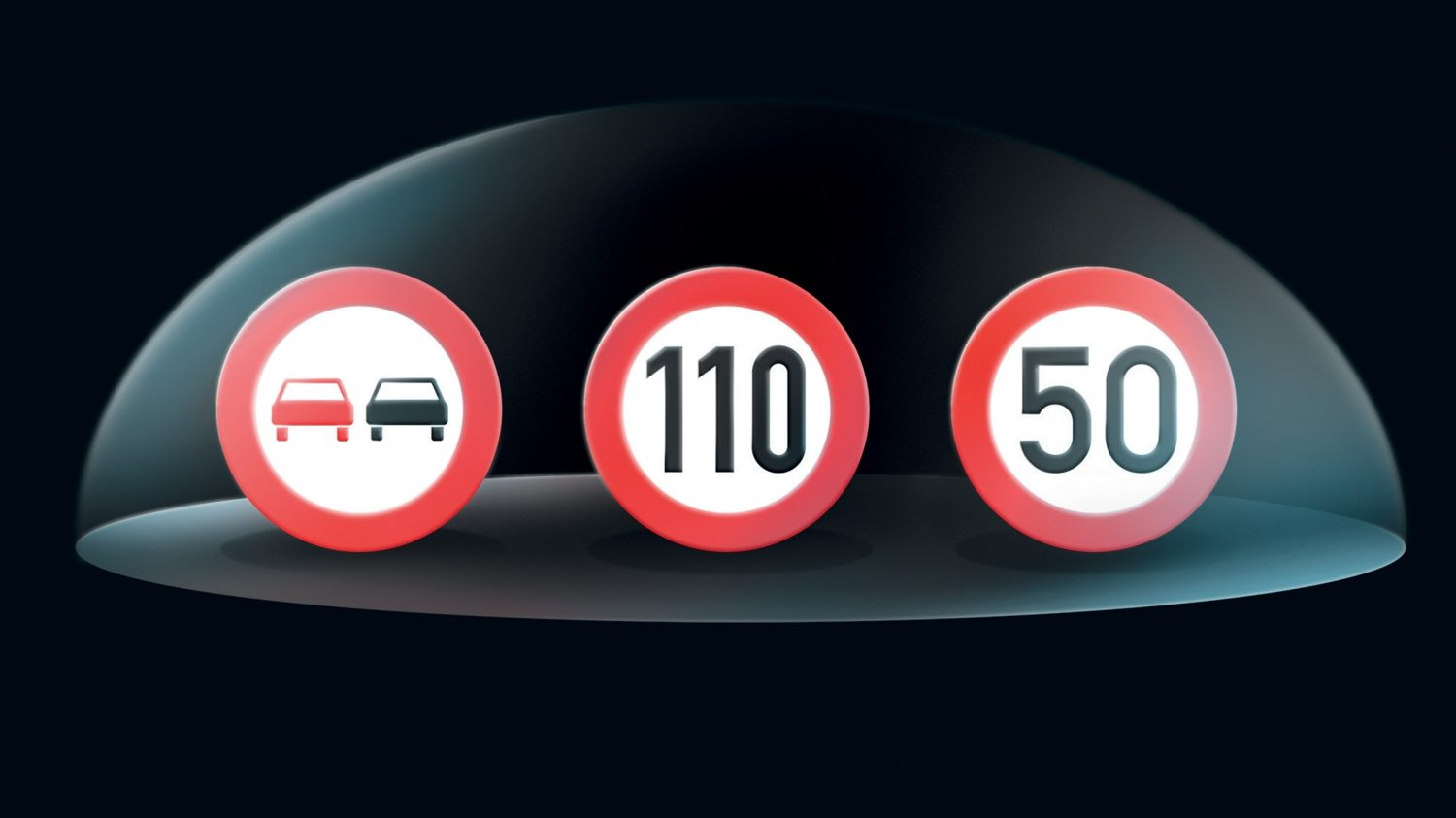 Nissan Qashqai N-Vision with Traffic Sign Recognition